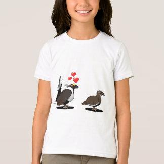 Sage Grouse Love T-Shirt