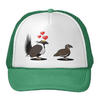 Sage Grouse Love Trucker Hat