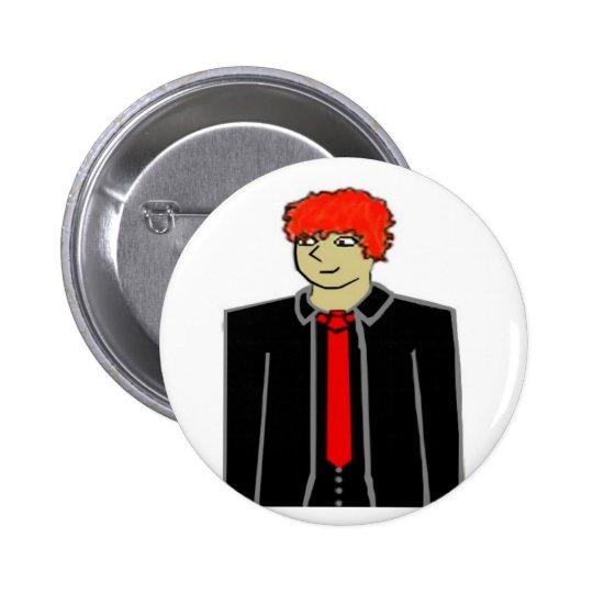 Sage Pinback Button