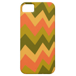 Sage Pottery Chevrons iPhone SE/5/5s Case