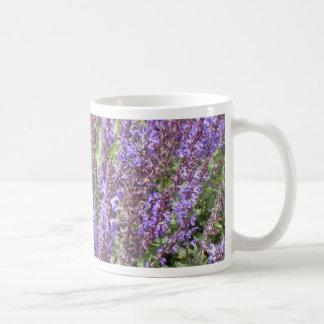 Sage Salvia Nemorosa Ostfriesland Coffee Mug