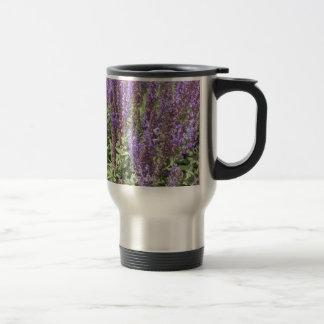Sage Salvia Nemorosa Ostfriesland Travel Mug