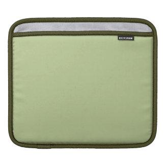 Sage Solid Color iPad Sleeves