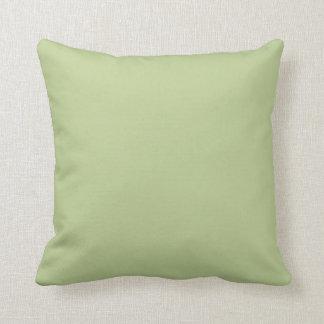 Sage Solid Color Pillow