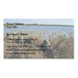 Sage sparrow business card template