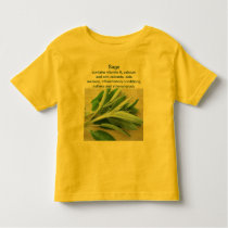 sage toddler shirt