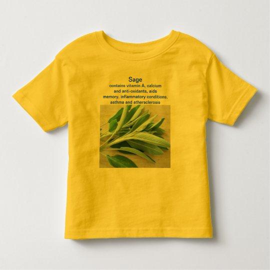 sage toddler shirt