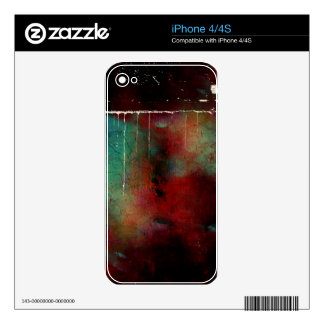 Saggar Influnce Skins For The iPhone 4