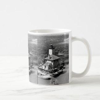 Saginaw River Rear Range Lighthouse Coffee Mug