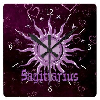 Sagitario de Sun de la paz Relojes