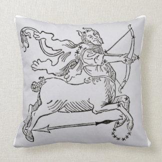 Sagitario (el Centaur) un ejemplo del Almohada