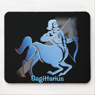 Sagitario - zodiaco Mousepad