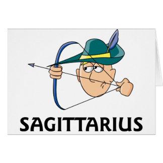 Sagitarrius Card