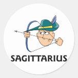 Sagitarrius Stickers