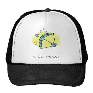 sagitarrius  Vector of horoscope zodiac signs Trucker Hat