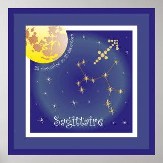 Sagittaire 23 novembre outer 21 décembre poster