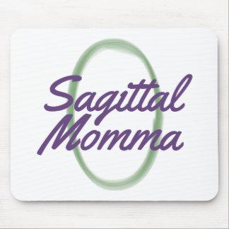 Sagittal Momma Mouse Pad