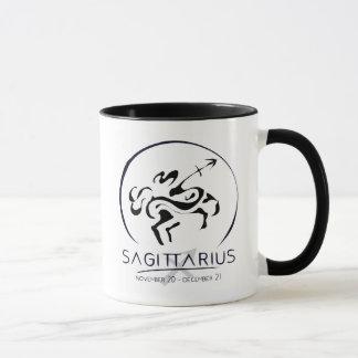 SAGITTARIUS - 11 oz Classic White Mug