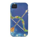 Sagittarius 2 iPhone 4/4S cover
