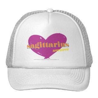 Sagittarius 2 trucker hat
