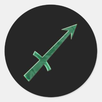 Sagittarius #3 Sticker