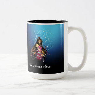 Sagittarius Add Your Name Mug