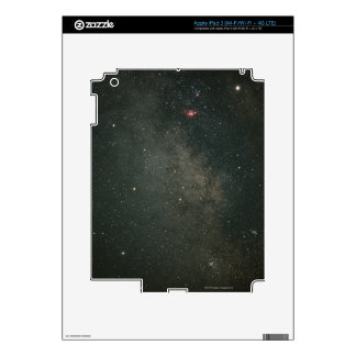 Sagittarius and Milky Way 2 iPad 3 Skin