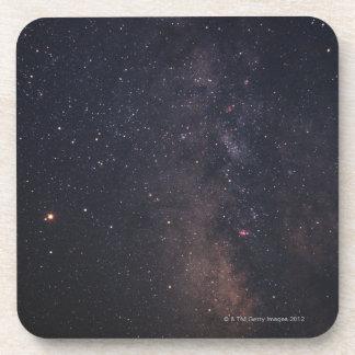 Sagittarius and Milky Way Drink Coasters