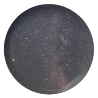 Sagittarius and Milky Way Melamine Plate