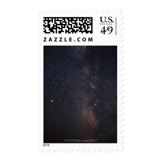 Sagittarius and Milky Way Postage