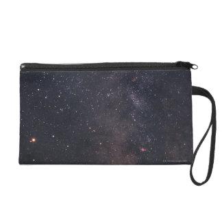 Sagittarius and Milky Way Wristlet Purse