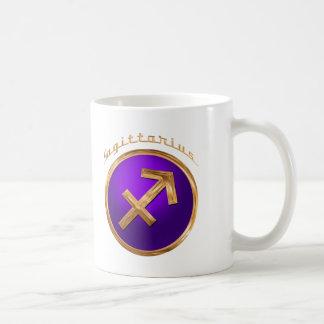 Sagittarius Astrological Sign Coffee Mug