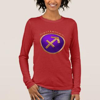 Sagittarius Astrological Sign Long Sleeve T-Shirt