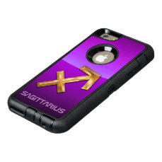 Sagittarius Astrological Sign OtterBox Defender iPhone Case