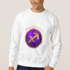 Sagittarius Astrological Sign Sweatshirt