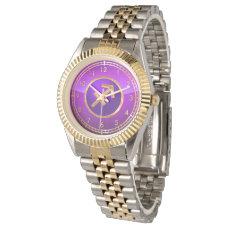Sagittarius Astrological Sign Wristwatch