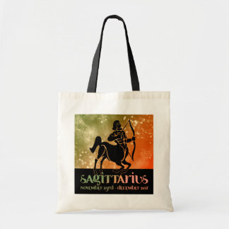 Sagittarius Astrology Zodiac d1 Tote Bag