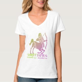 Sagittarius Astrology Zodiac d3 T-Shirt