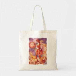 Sagittarius Canvas Bag