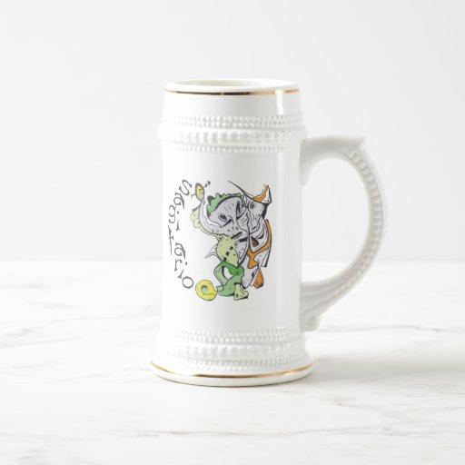 Sagittarius Beer Stein