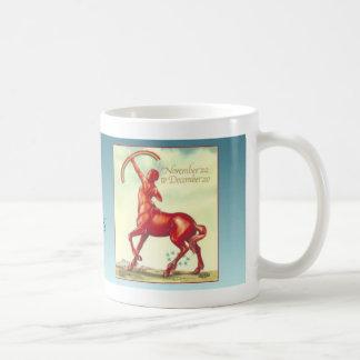 Sagittarius Birthday Mug
