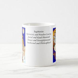 Sagittarius Classic White Coffee Mug