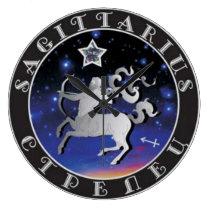 Sagittarius clock
