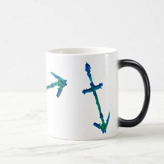 Sagittarius Color Changing Mug