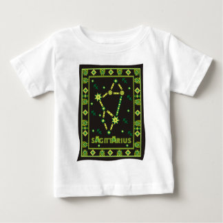 Sagittarius Constellation Baby T-Shirt