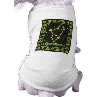 Sagittarius Constellation T-Shirt