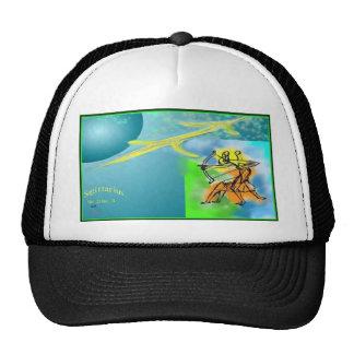 Sagittarius Mesh Hat