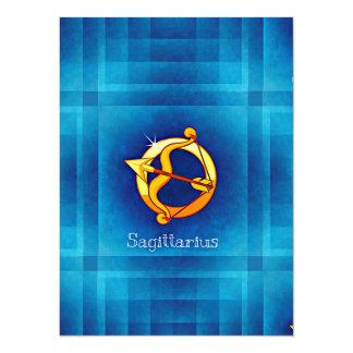 sagittarius horoscope card