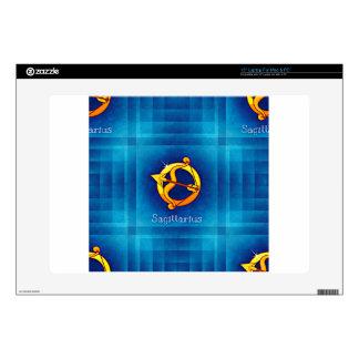 sagittarius horoscope decal for laptop