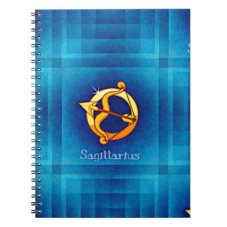 sagittarius horoscope notebook